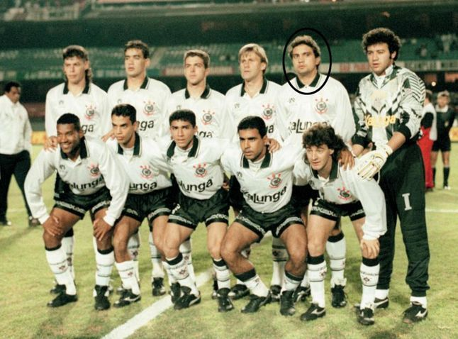 60b5a6a896 Sport Club Corinthians Paulista - 1994