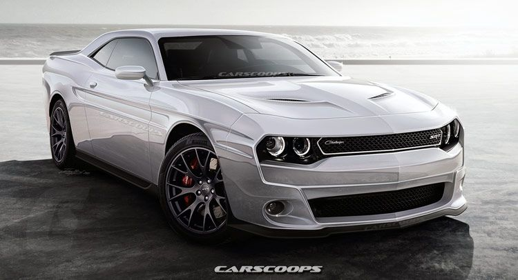 Future Cars 2018 Dodge Challenger Visits Weight Loss Camp