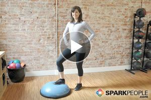 Learn about the most effective piece of fitness equipment you're not using: the BOSU ball.