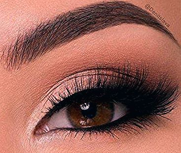 Photo of 66 Ideas For Wedding Makeup For Brown Eyes Neutral