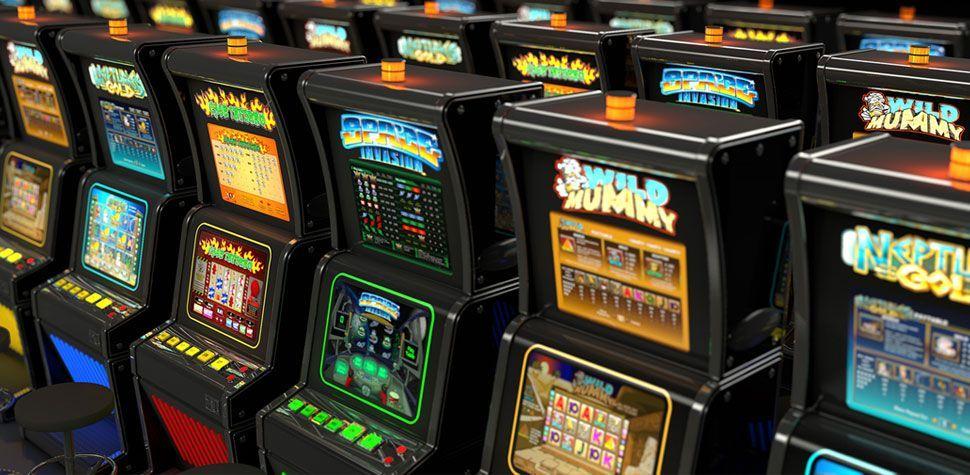 слот игровые машины автоматы
