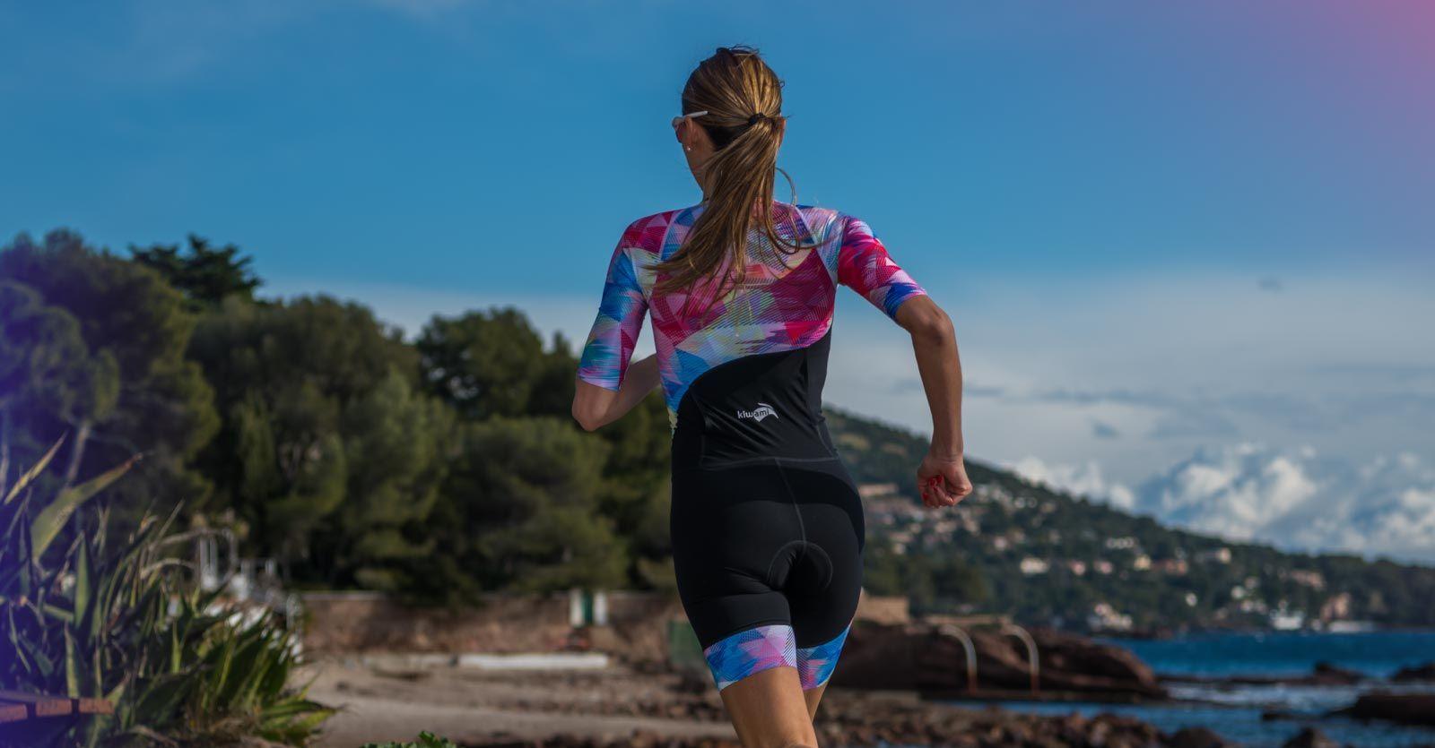 d35de534a0bb24 Women triathlon kit for ironman triathlon kiwami   KIWAMI - Women's ...