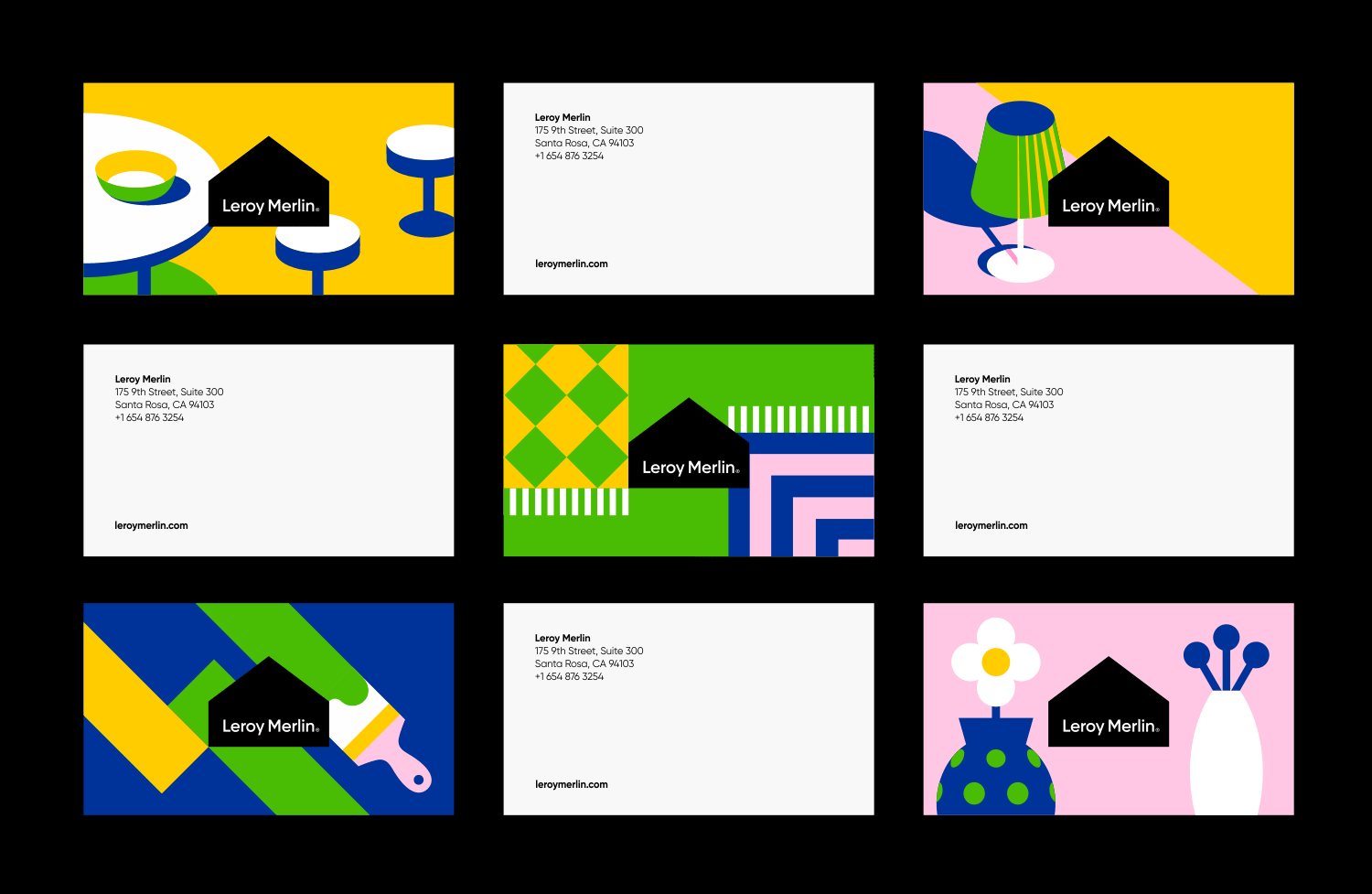 Rebranding Freelancer Concept For French International