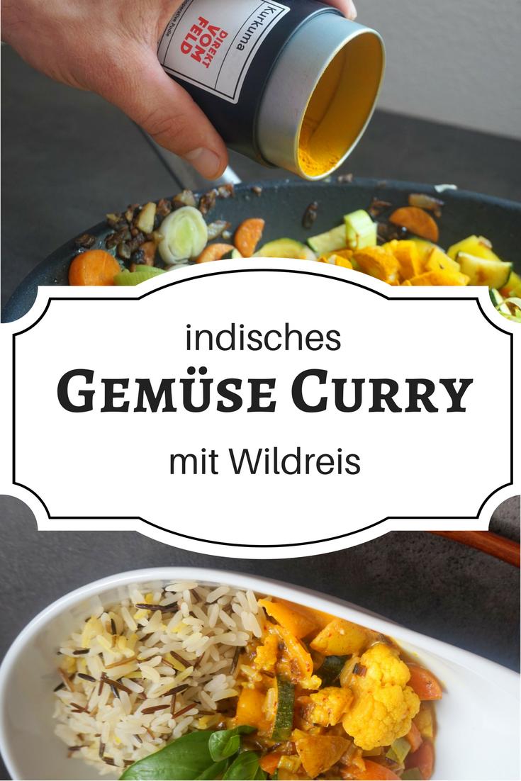 Indisches Gemuse Curry Das Basisrezept Mit Energie Masala Curry Gemuse Curry Fisch Zubereiten
