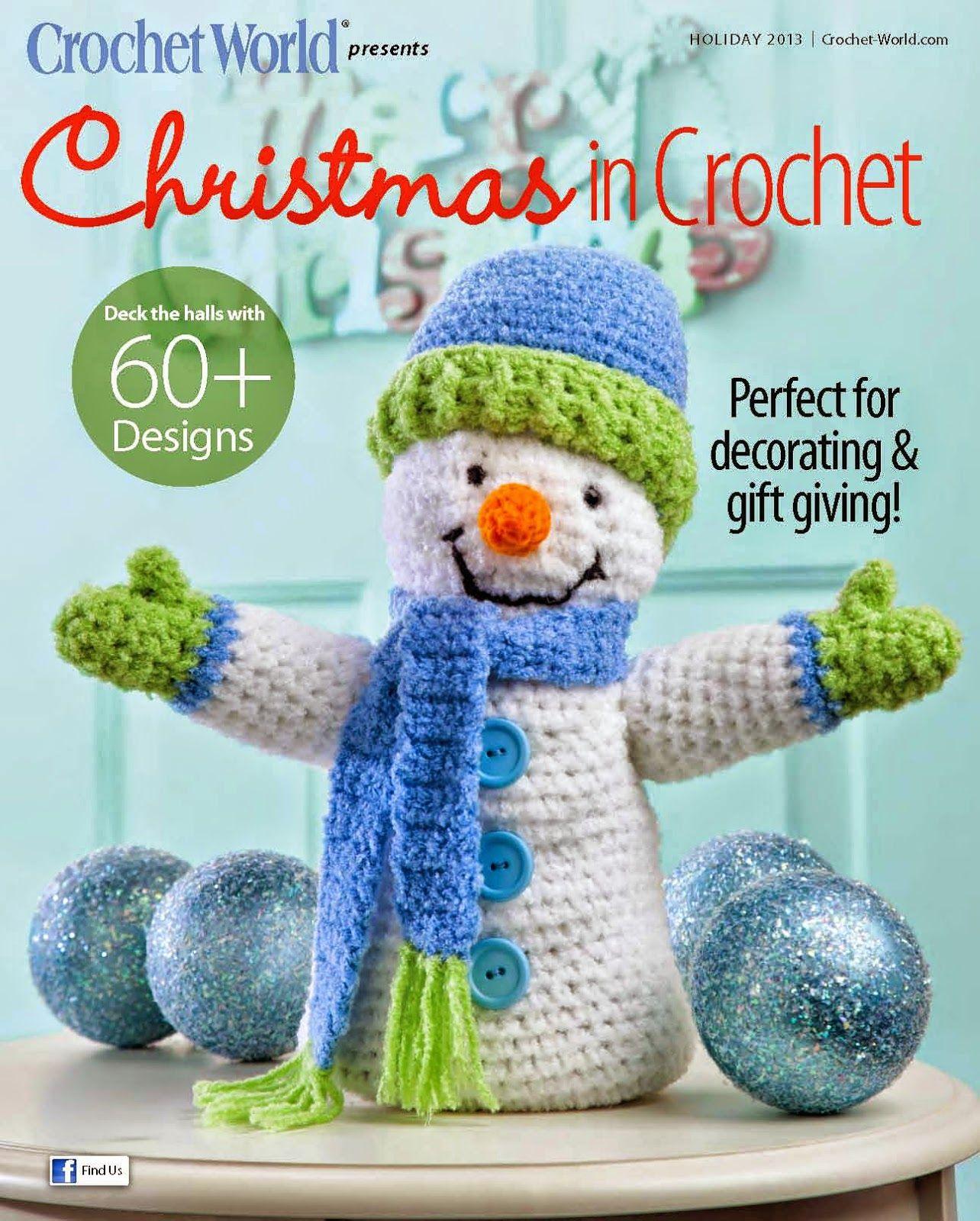 Todo crochet: Revista crochet para descargar | revistas | Pinterest