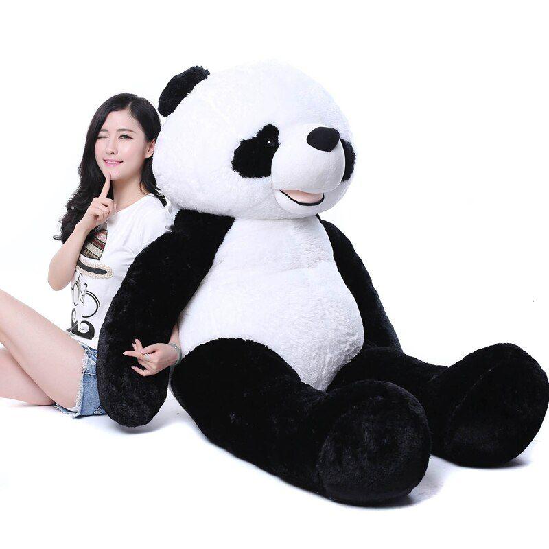 Giant Panda Doll Teddy Bear Stuffed Animal Panda Teddy Bear Bear Stuffed Animal