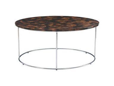 Bernhardt Interiors Living Room Oceania Round Cocktail Table 326 015 At  Paul Schatz Furniture At