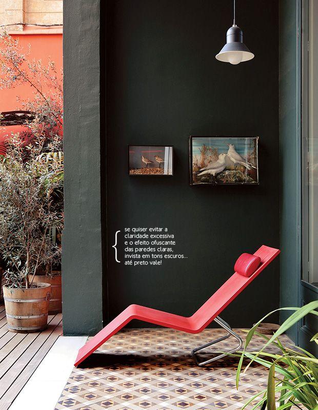 black wall outdoors #decor #outdoors