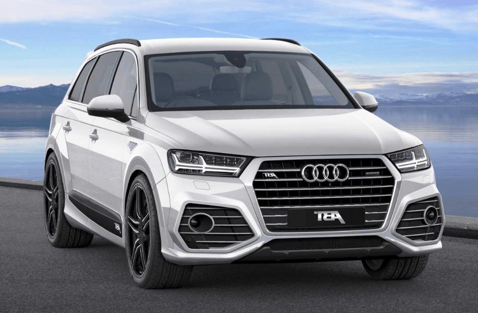 2016 Audi Q7 Sport Edition White Audi Q7 Audi Q7 Sport Audi