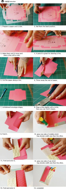 Envelope MAKER - Letter Envelope v.1