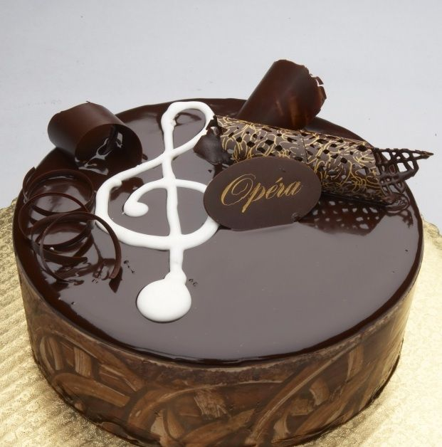 Chocolate opera ChocolateS Pinterest Opera Chocolate and Cake