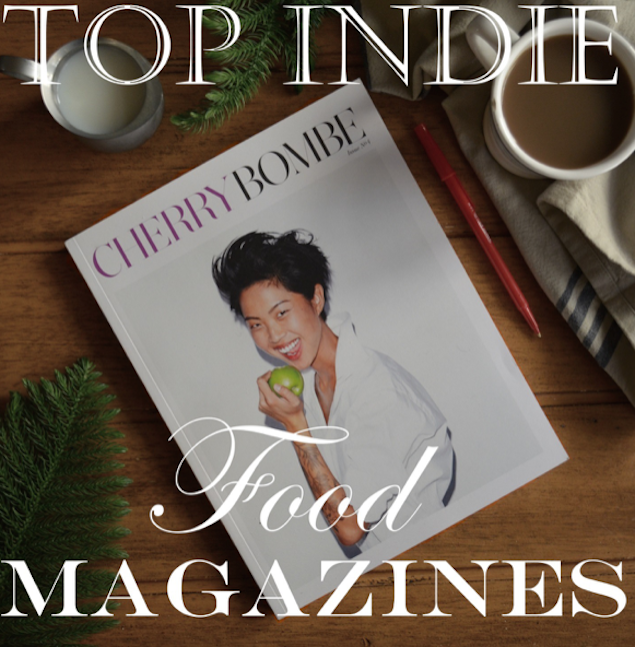 Chef and food stylist Jesse Szewczyk shares his top magazine picks for every taste in 2015.