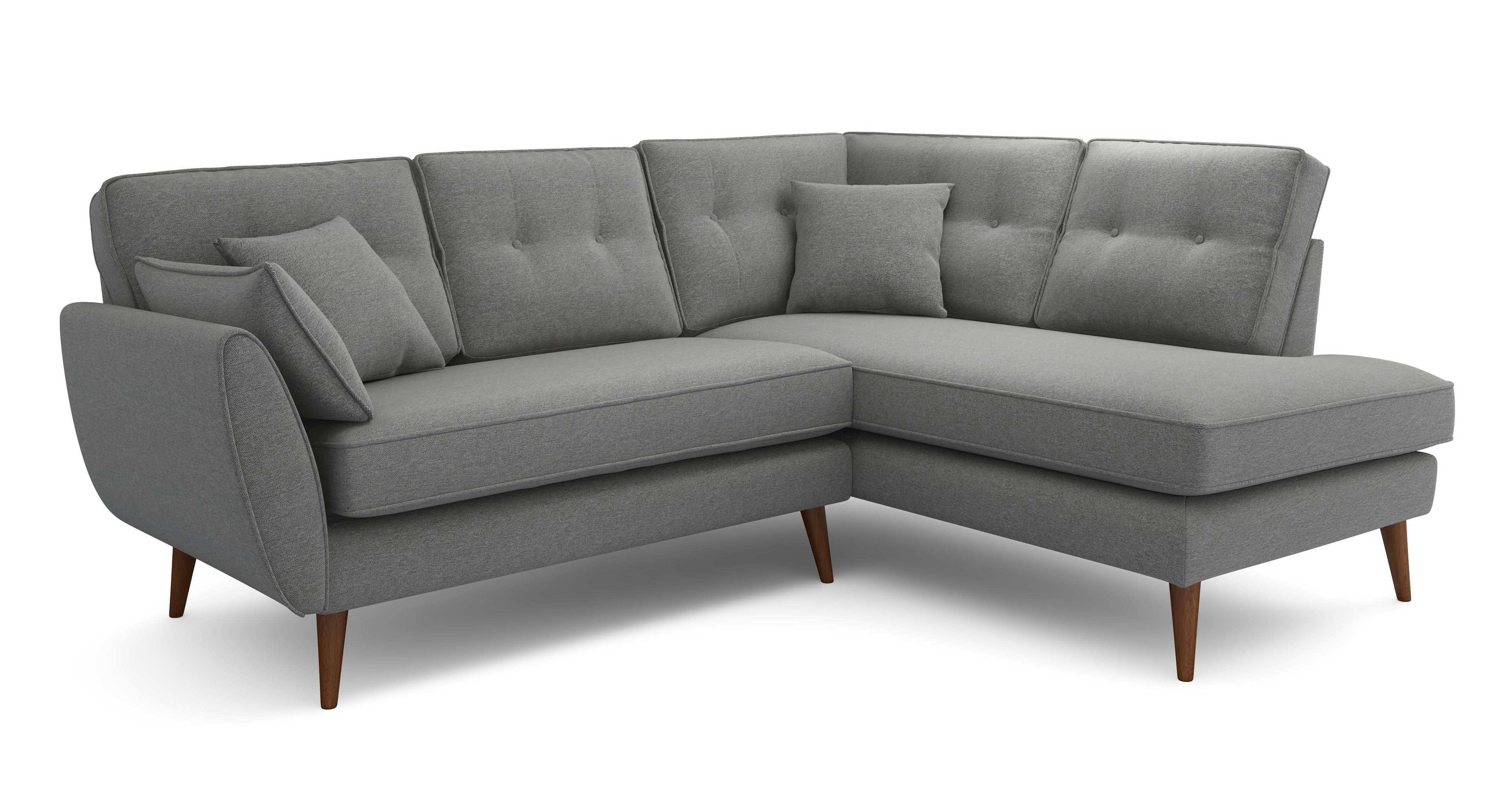 Zinc Weave Left Arm Facing Corner Group In 2020 Cushions For Sale Armchairs For Sale Corner Sofa