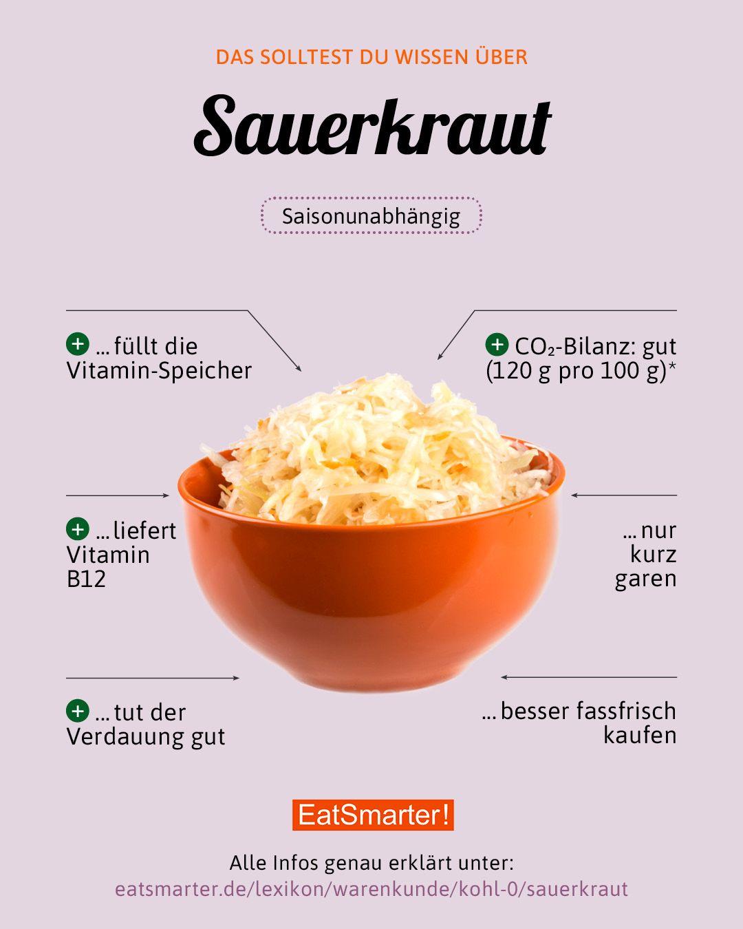 Photo of Wie gesund ist eigentlich Sauerkraut?