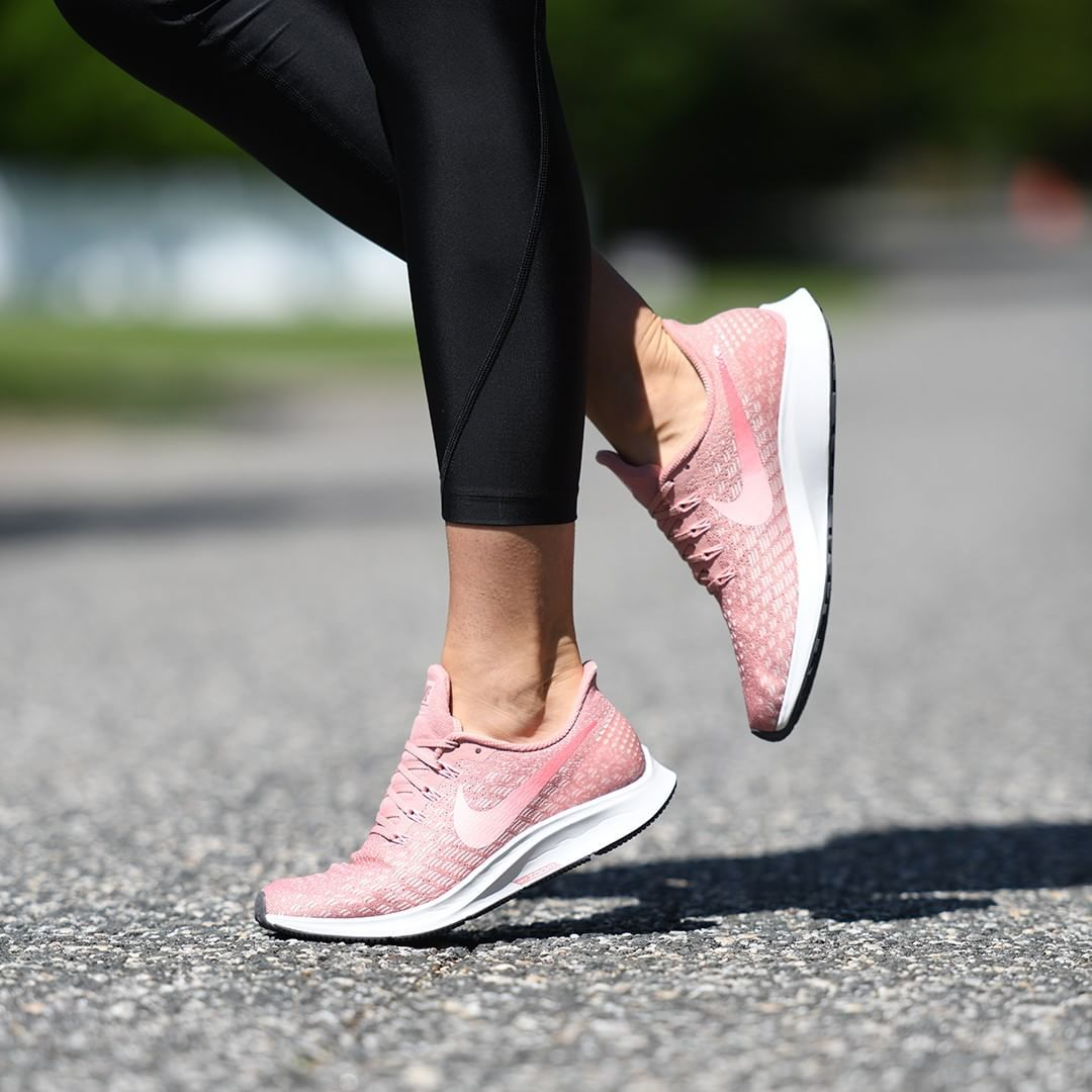 8274f7694f7cf Nike Air Zoom Pegasus 35 - Women s - Pink - sneakers - 2018 - best shoes  for runners.