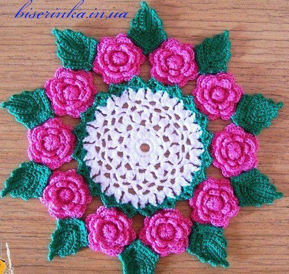 Mis Pasatiempos Amo el Crochet: Carpeta
