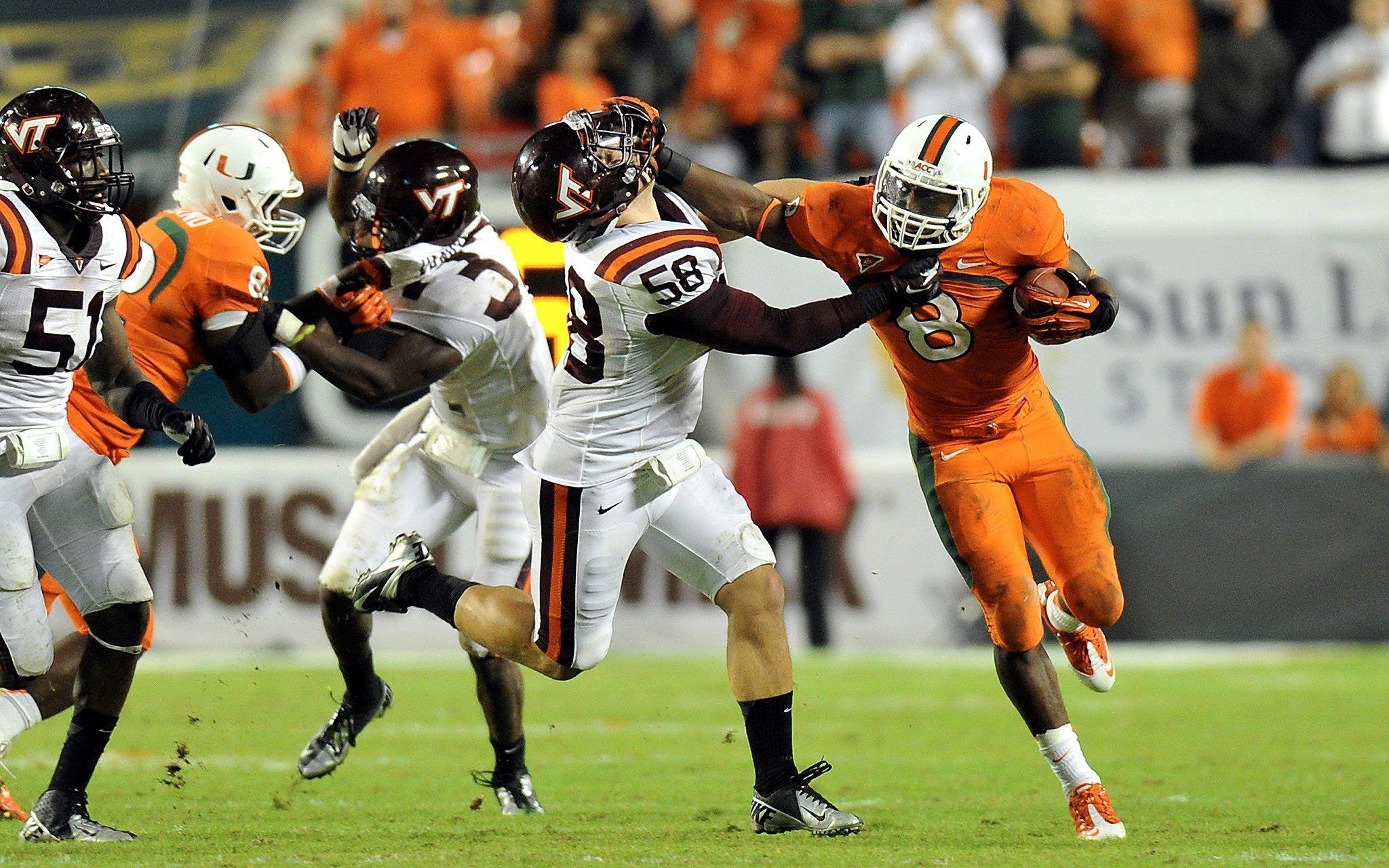 NFL Draft Prospect Profile Duke Johnson RB, University of