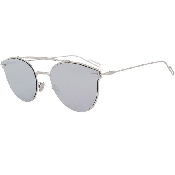 1d349cfc5ef6ab Christian Dior Pressure 0100T Sunglasses (420 SGD) ❤ liked on Polyvore  featuring men s fashion