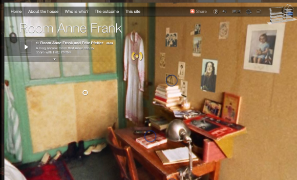 The Secret Annex Anne Frank S House In 3d D The