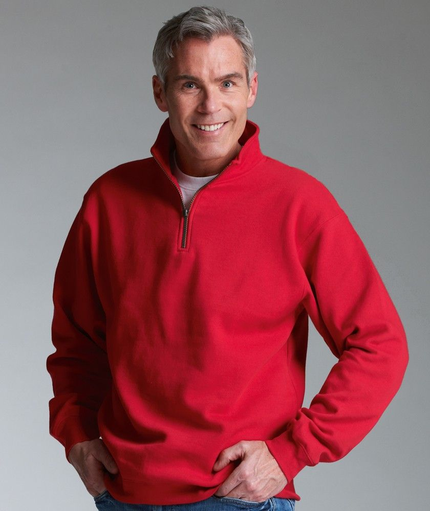 Crosswind Quarter Zip Sweatshirt | Quarter Zip | Pinterest | Zip ...