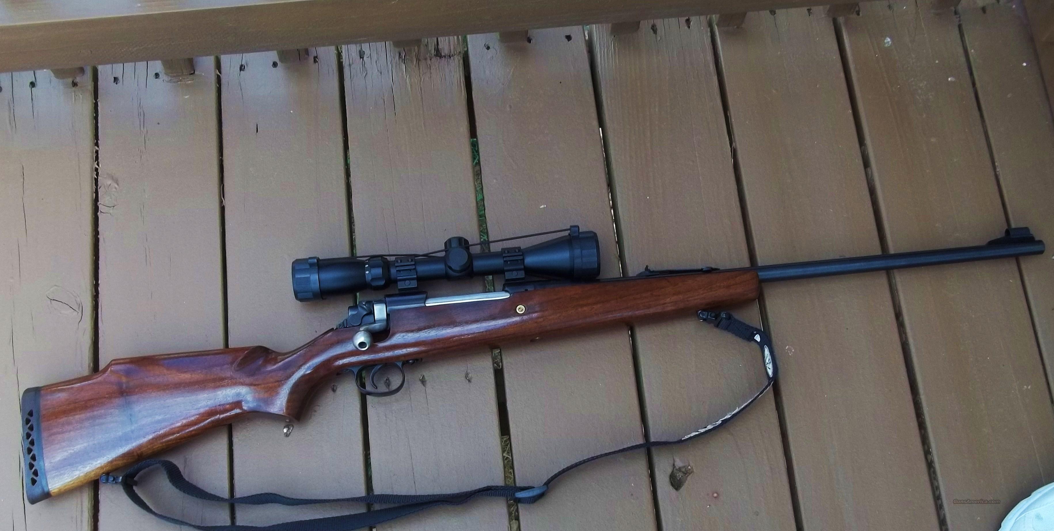 Sporterized 1917 Eddystone Rifle 30 06
