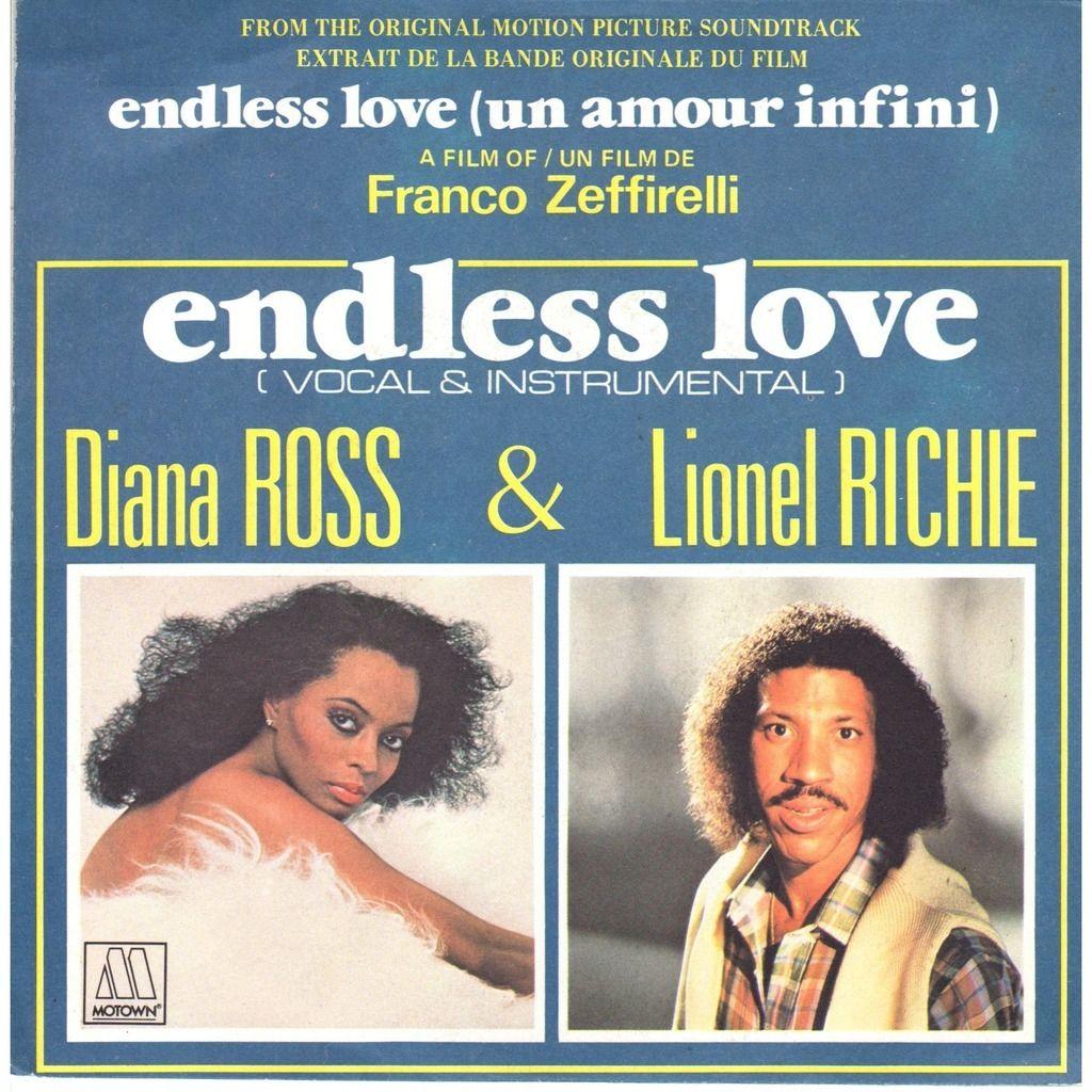 Diana Ross & Lionel Richie - Endless Love(1981) 歌詞 lyrics《經典老歌線上聽》