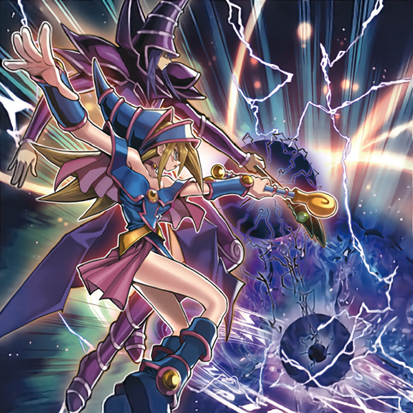 Dark Burning Magic By Yugi Master Yugioh Monsters Anime Wallpaper Anime