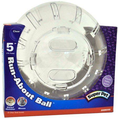 Pets Ball, Mini, Running