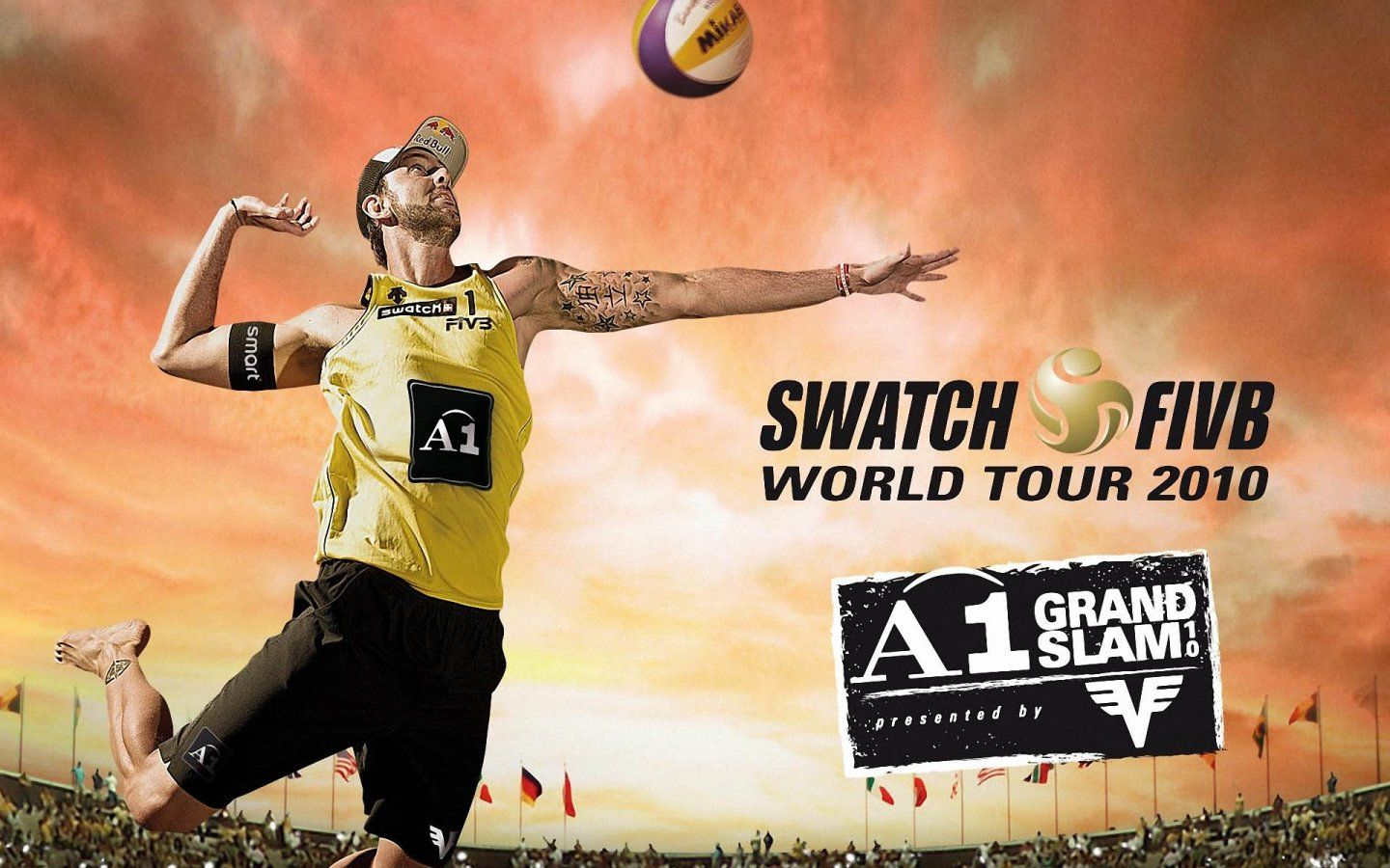 Swatch Fivb
