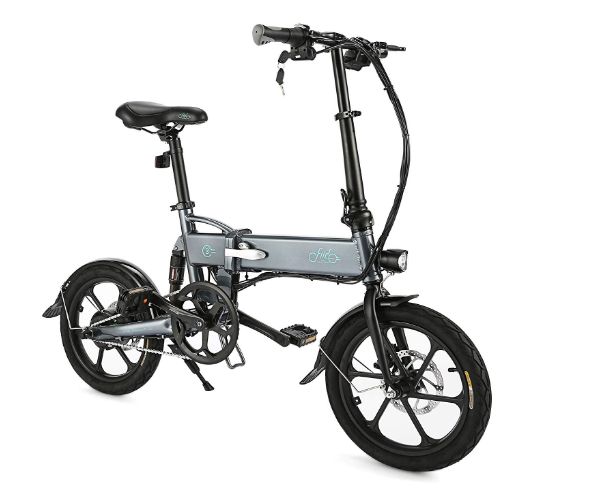 The Fiido Folding Electric Bike Features In My Top 10 Lest Of The