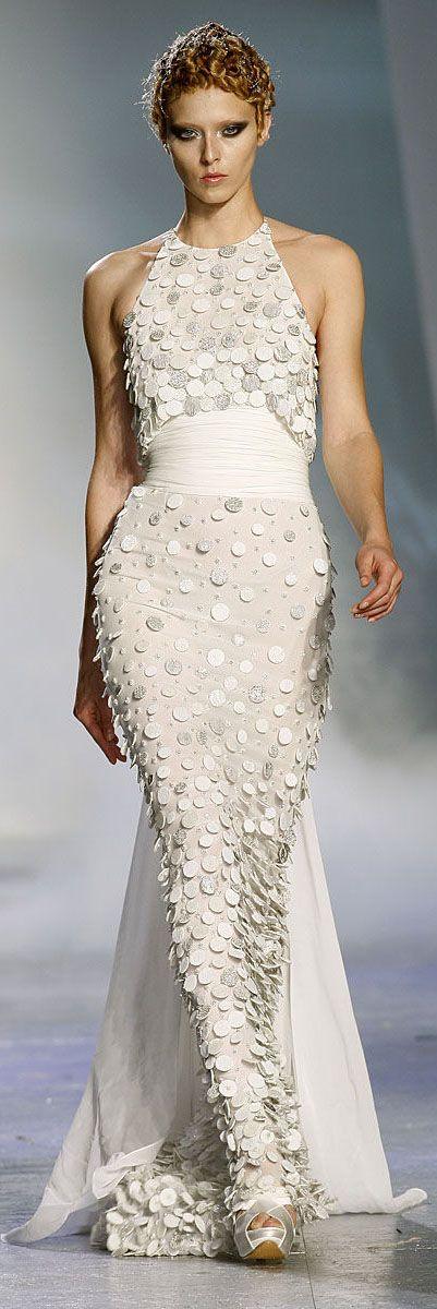 "✪ Zuhair Murad - Couture - ""Winter rhapsody"", F/W 2009-2010"