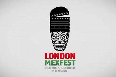 London MexFest poster as part of the Shoreditch Festival