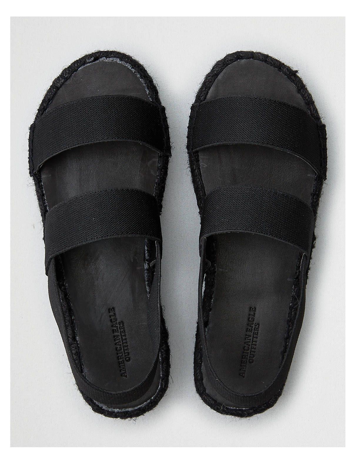 880f6cc6d02 AE X-Band Flatform Wedge Sandal | Shoes! | Shoes, Espadrille sandals ...