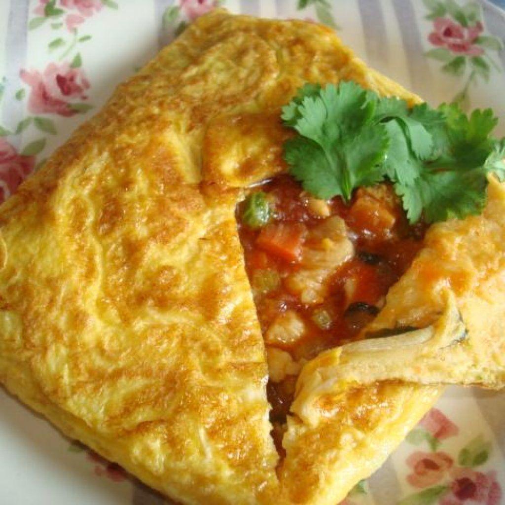 Resepi Ringkas Telur Bungkus Yang Sedap Food Cooking Recipes Easy Meals