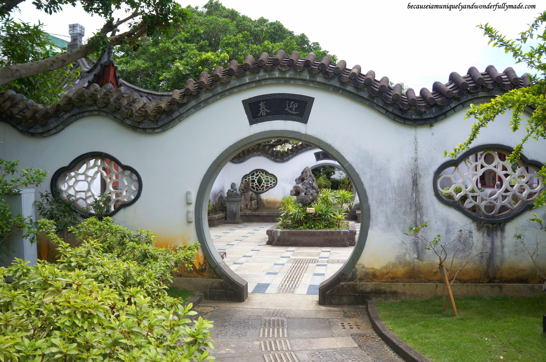 Fukushuen Garden 福州園 Naha City, Okinawa, Japan Amazing