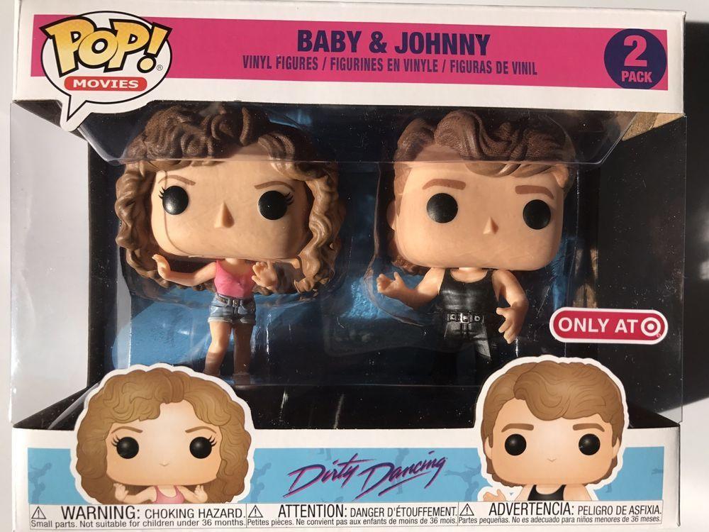 Johnny Pop Vinyl Dirty Dancing