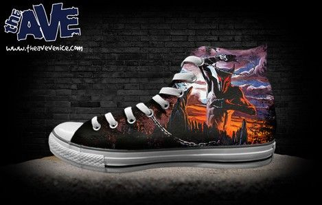 b9367f60ffe3 The Ave Venice - Custom Everything - Dio - Holy Diver