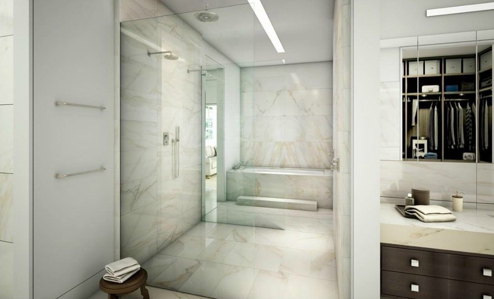 Former First Daughter Chelsea Clinton Buys Nyc Condo  Manhattan Amazing Bathroom Remodeling Nyc Inspiration Design