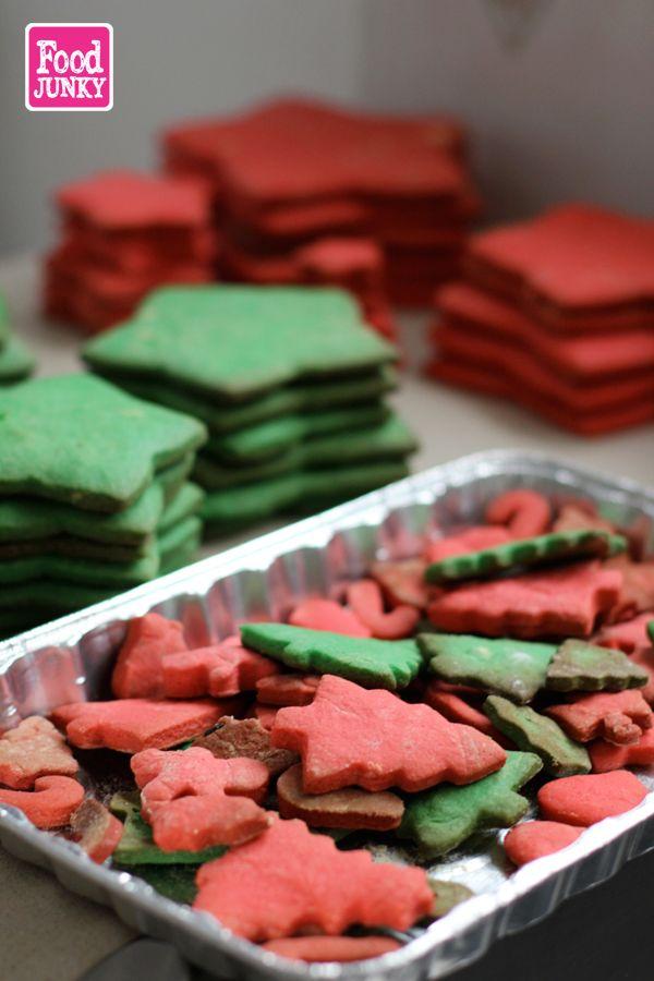 Galletas navideñas de azúcar