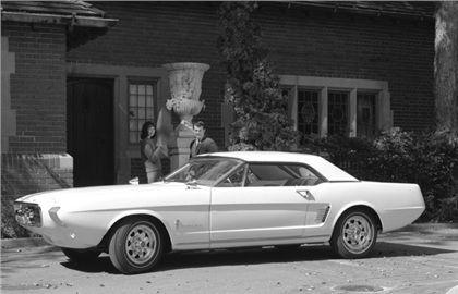 1963 Mustang Black