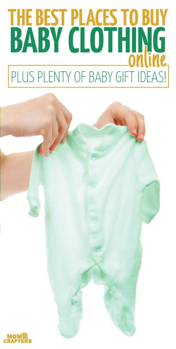 Best Baby Clothes Brands Inspiration The Best Places To Buy Baby Clothing Online  Baby Clothing Online Decorating Design