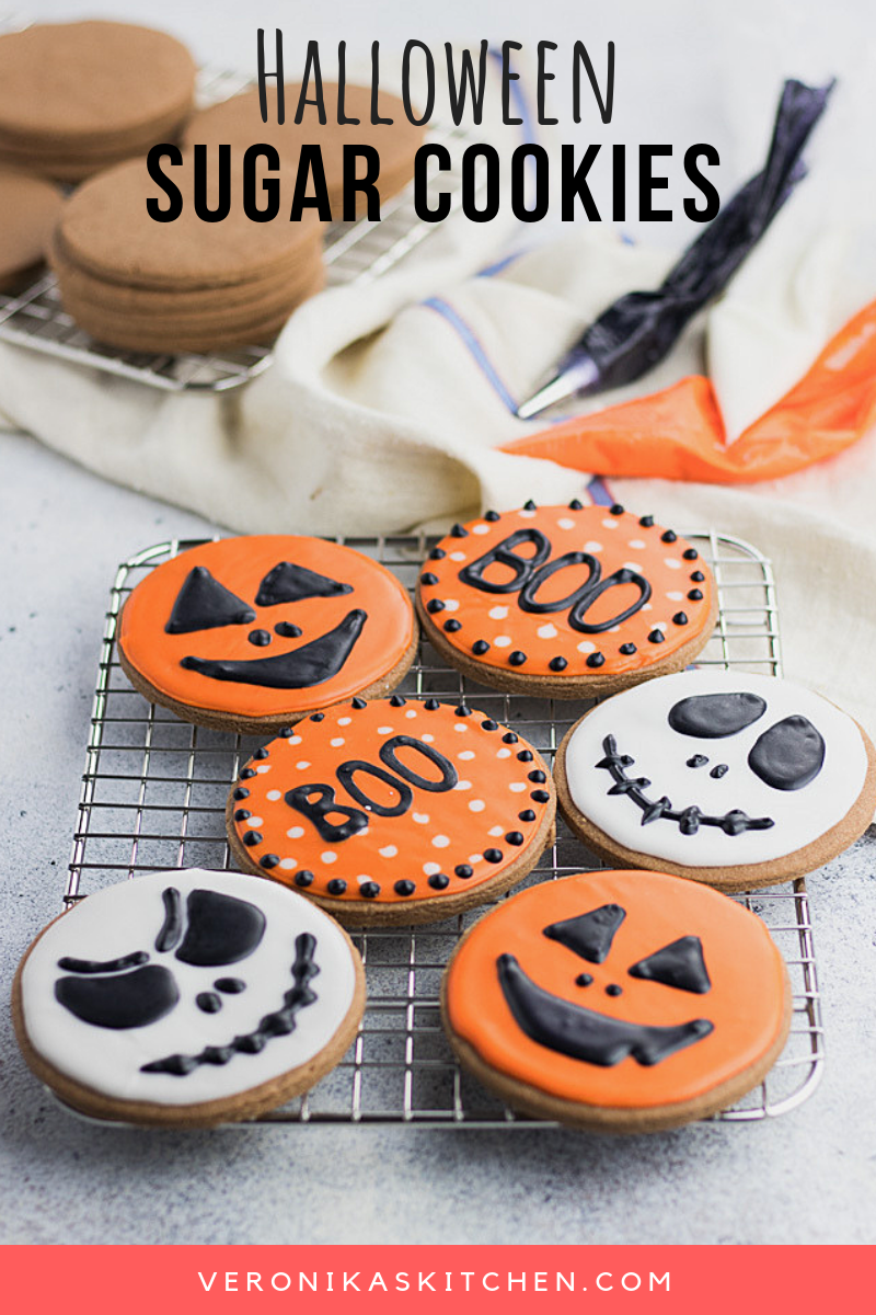 Halloween Chocolate Sugar Cookies Recipe Halloween Chocolate