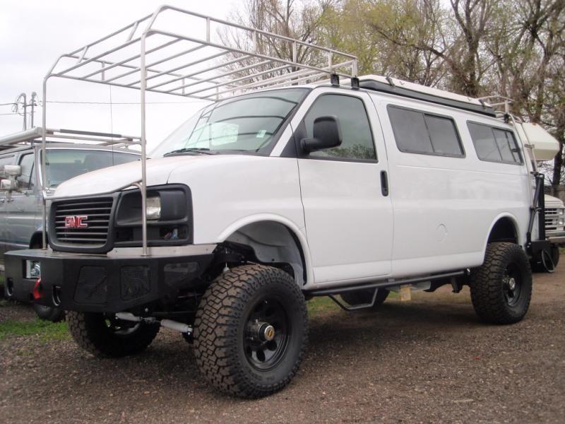 Boulder Offroad 4x4 Van Custom Conversions Photo Albumattention
