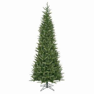 6 5 Ft Carolina Fir Slim Unlit Christmas Tree Slim Christmas Tree Slim Artificial Christmas Trees Unlit Christmas Trees