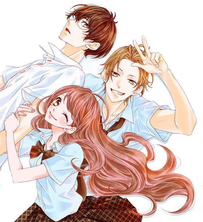 Manga Anime, Manhwa