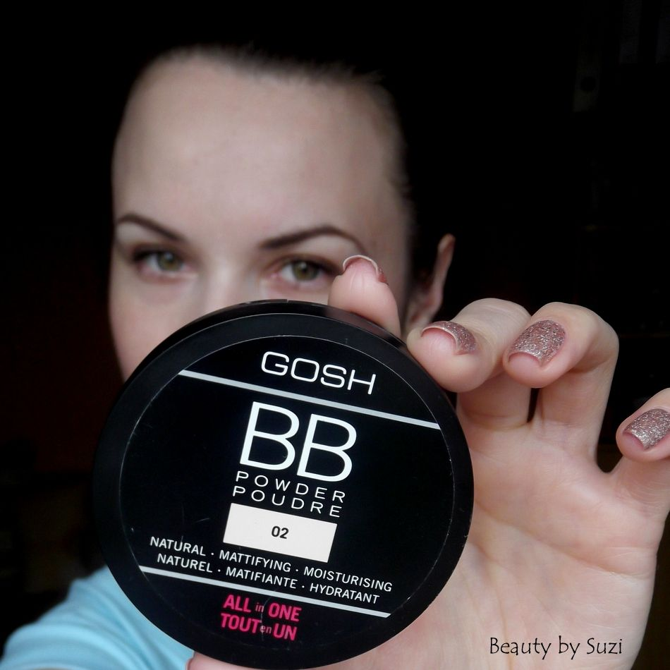 GOSH BB Powder, 02 Sand