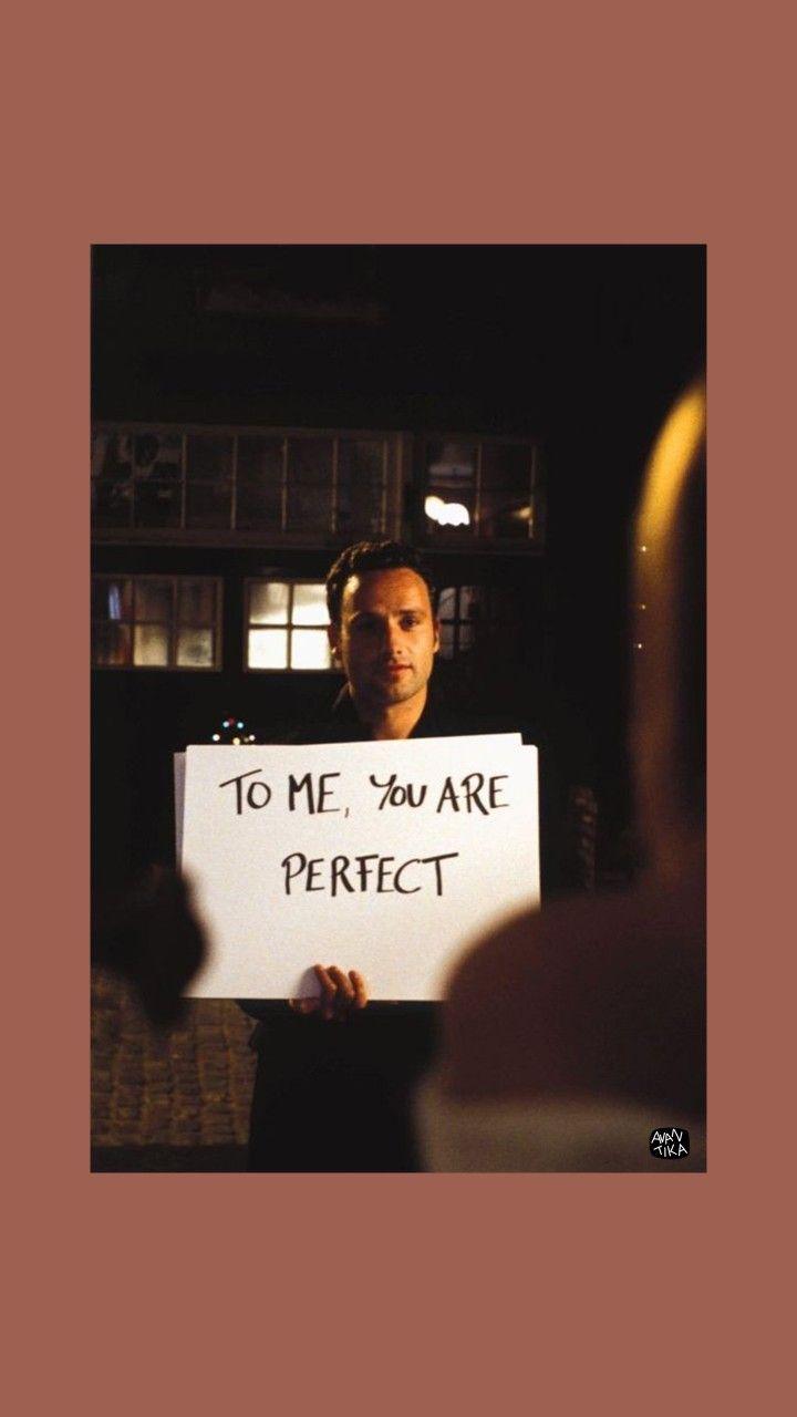 Love Actually . . . #christmasmovie #romcom