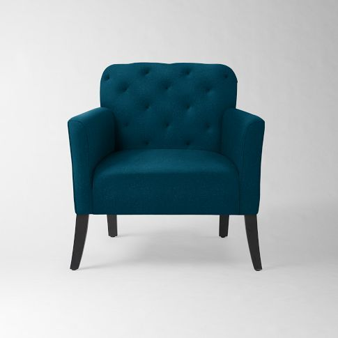 Best Elton Chair Blue Accent Chairs Comfortable Accent 400 x 300