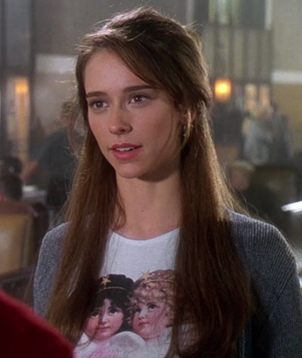 Jennifer Love Hewitt In The Movie Cant Hardly Wait From The 90s Jennifer Love Hewitt Pics Jennifer Love Hewitt Young Jennifer Love