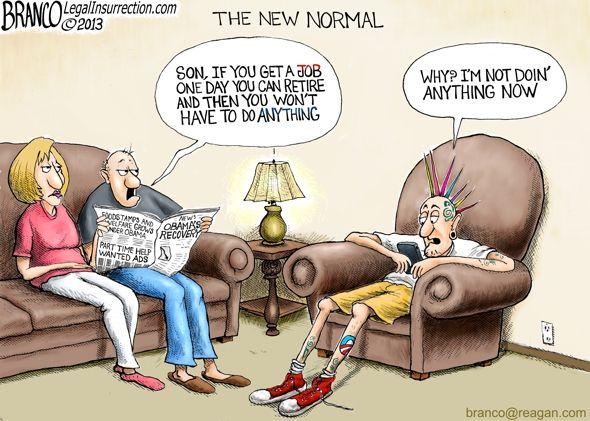 New Norm 590 Li Laugh Cartoon Empty Nest Syndrome Political